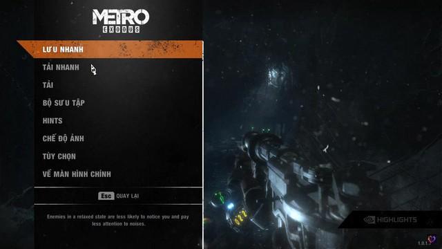Game bắn súng sinh tồn hậu tận thế Metro Exodus sắp có Việt Hóa 100% - Ảnh 4.