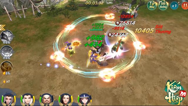 Kiếm Hiệp GO - Game kiếm hiệp né chiêu đầu tiên tại Việt Nam với tâm thế kẻ làm chủ: Võ Lâm Chuẩn Vị - Kiếm Hiệp Chuẩn Gu - Ảnh 14.