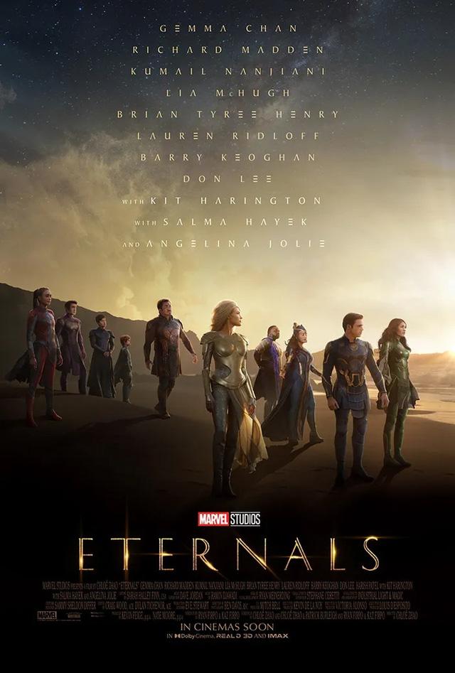 Thời lượng phim Eternals chính thức được hé lộ, được Marvel cưng hết mức chỉ sau Avengers: Endgame - Ảnh 1.