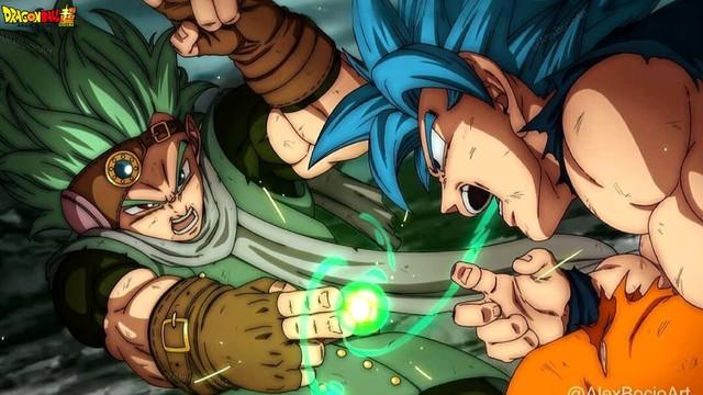 Dragon Ball Super: Goku thể hiện bản lĩnh thiên tài trong trận chiến với Granolah, fan xôn xao bàn luận ai bảo anh Khỉ đần nào! - Ảnh 1.