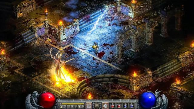 Vừa ra mắt, Diablo II: Resurrected đã khiến hàng trăm game thủ than phiền - Ảnh 1.