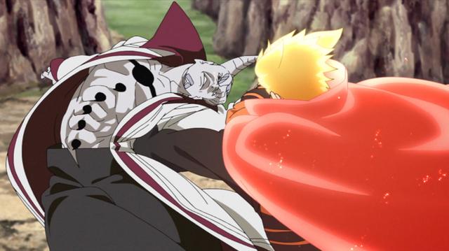 Boruto tập 217: Naruto trong Chế độ Baryon đấu tay đôi với Isshiki Photo-1-16327330012121272632426
