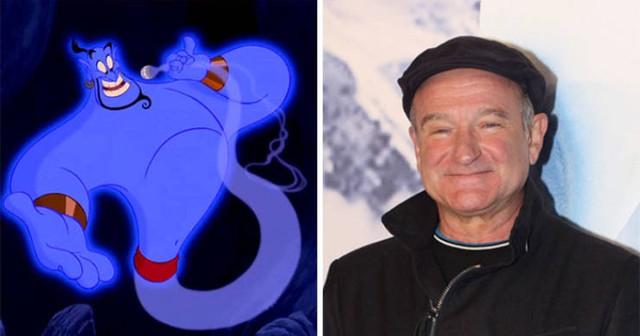 20 phiên bản đời thực của các nhân vật hoạt hình Disney kinh điển, ai mà ngờ hình mẫu của nhà Chuột lại đa dạng đến thế! (P.1) - Ảnh 1.