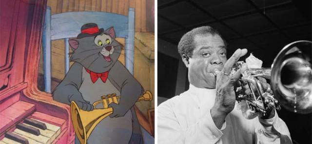 20 phiên bản đời thực của các nhân vật hoạt hình Disney kinh điển, ai mà ngờ hình mẫu của nhà Chuột lại đa dạng đến thế! (P.1) - Ảnh 5.