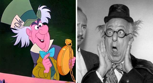 20 phiên bản đời thực của các nhân vật hoạt hình Disney kinh điển, ai mà ngờ hình mẫu của nhà Chuột lại đa dạng đến thế! (P.1) - Ảnh 7.
