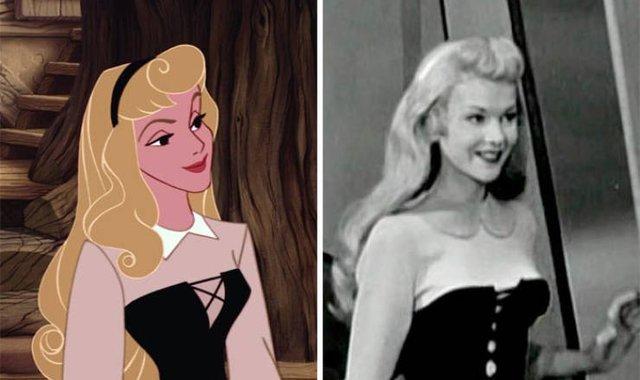 20 phiên bản đời thực của các nhân vật hoạt hình Disney kinh điển, ai mà ngờ hình mẫu của nhà Chuột lại đa dạng đến thế! (P.1) - Ảnh 8.