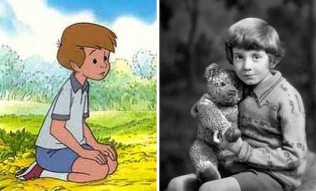 20 phiên bản đời thực của các nhân vật hoạt hình Disney kinh điển, ai mà ngờ hình mẫu của nhà Chuột lại đa dạng đến thế! (P.1) - Ảnh 10.