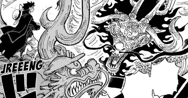 One Piece: Lịch sử cuộc chiến giữa Luffy và Kaido, sau hai lần thua liệu Luffy có thể chiến thắng ở cửa cuối? - Ảnh 3.