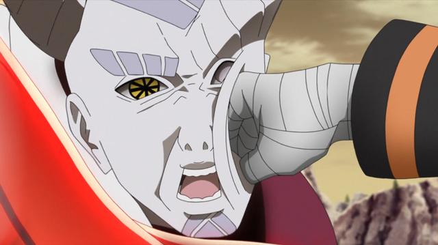 Boruto tập 217: Naruto trong Chế độ Baryon đấu tay đôi với Isshiki Photo-2-16327330022322071792144
