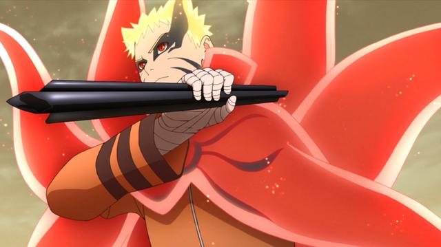 Boruto tập 217: Naruto trong Chế độ Baryon đấu tay đôi với Isshiki Photo-4-1632733001232474922897