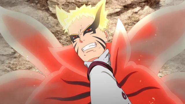 Boruto tập 217: Naruto trong Chế độ Baryon đấu tay đôi với Isshiki Photo-8-1632733001744629888942