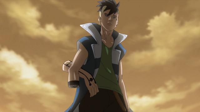 Boruto tập 217: Naruto trong Chế độ Baryon đấu tay đôi với Isshiki Photo-9-16327330012841237010174