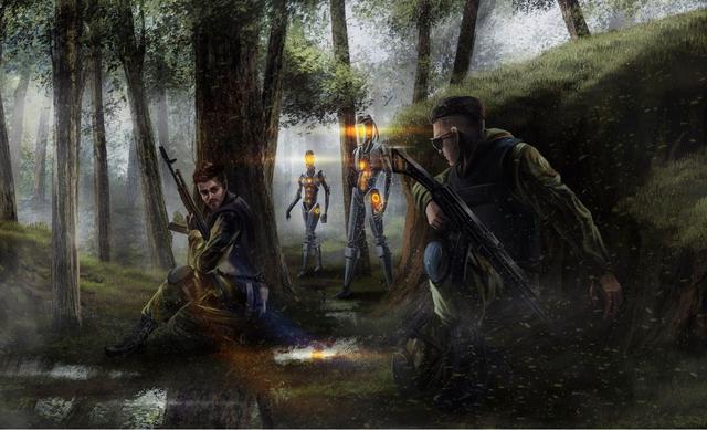 XERA: Survival, game thế giới mở mới ra mắt trên Steam, miễn phí 100% - Ảnh 1.