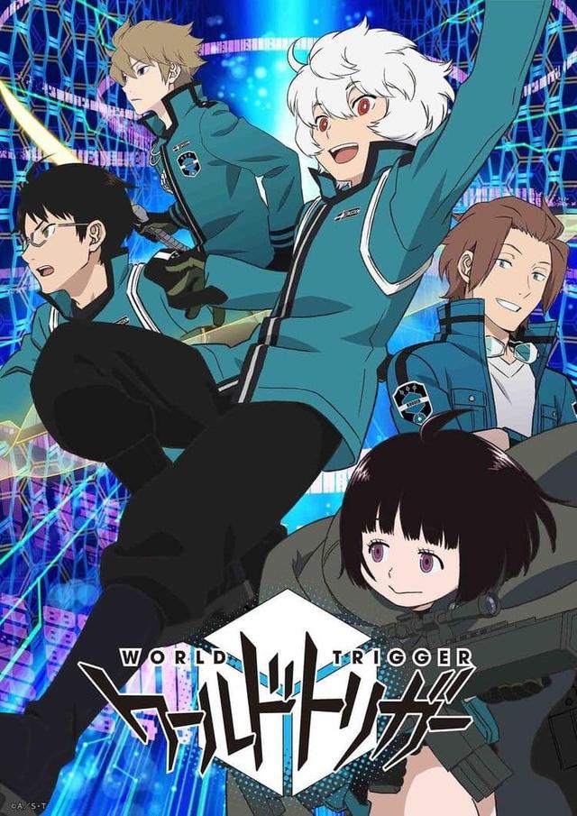 Thêm một mangaka nổi tiếng gặp vấn đề về sức khỏe, World Trigger buộc phải tạm dừng - Ảnh 1.