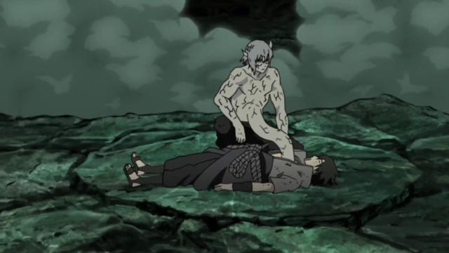 Naruto: Điều gì sẽ xảy ra nếu Sasuke sử dụng cánh tay giả có tế bào của Hashirama? - Ảnh 1.