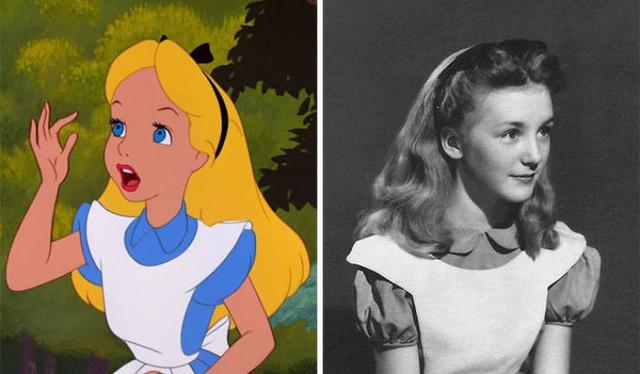 20 phiên bản đời thực của các nhân vật hoạt hình nhà Chuột, ai mà ngờ Walt Disney cũng góp mặt (P.2) - Ảnh 3.