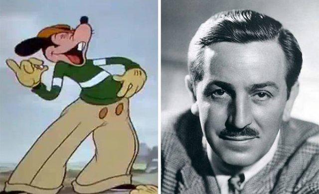 20 phiên bản đời thực của các nhân vật hoạt hình nhà Chuột, ai mà ngờ Walt Disney cũng góp mặt (P.2) - Ảnh 10.