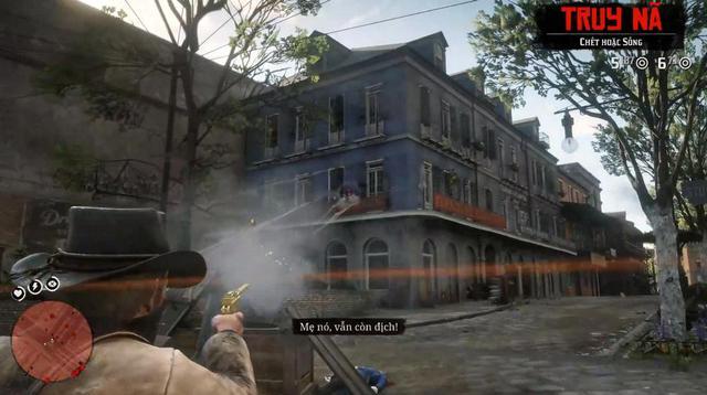 Sau 3 năm ra mắt, Red Dead Redemption 2 chuẩn bị có Việt hóa 100% - Ảnh 4.