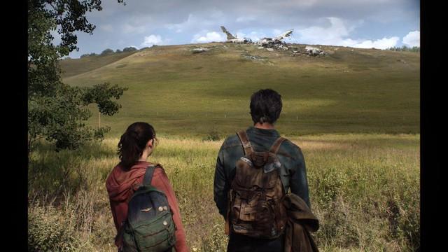 Hình ảnh thực tế đầu tiên của bộ phim truyền hình The Last of Us do HBO sản xuất - Ảnh 1.