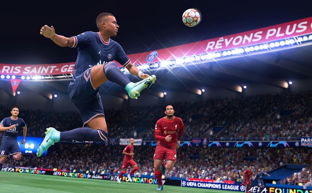 Tổng hợp điểm số FIFA 22: Tầm thường, thiếu đột phá - Ảnh 1.