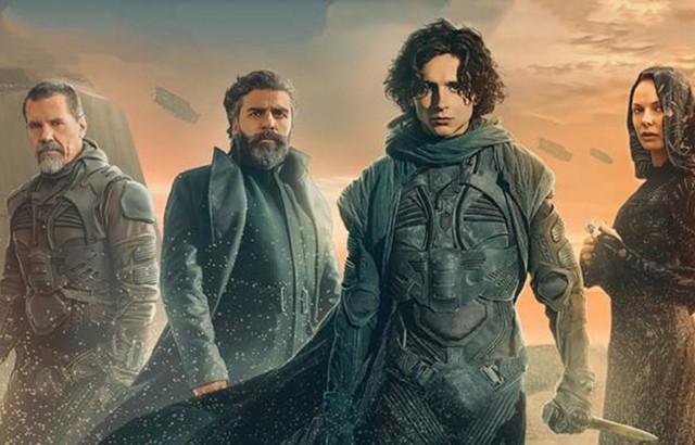 Vượt mặt bom tấn siêu anh hùng Shang-Chi, Dune hứa hẹn trở thành bộ phim hốt bạc của năm - Ảnh 1.