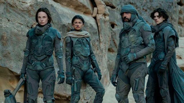 Vượt mặt bom tấn siêu anh hùng Shang-Chi, Dune hứa hẹn trở thành bộ phim hốt bạc của năm - Ảnh 3.