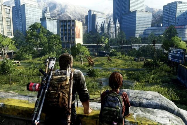 Hình ảnh thực tế đầu tiên của bộ phim truyền hình The Last of Us do HBO sản xuất - Ảnh 3.