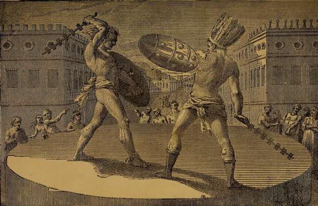 Những câu chuyện bạo lực và đẫm máu trong thần thoại Aztec cổ -1630648758824486606513