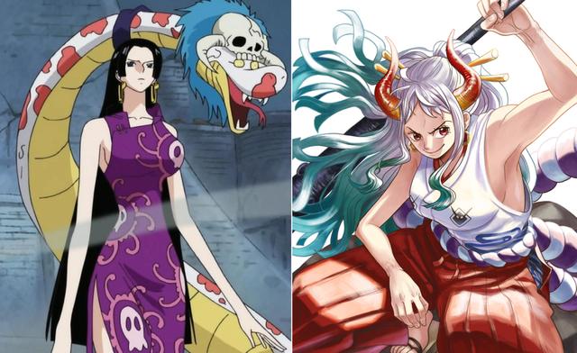 One Piece: Đều sở hữu Haki bá vương, Yamato hay Boa Hancock sẽ là người phụ nữ mạnh nhất trong tương lai? - Ảnh 4.