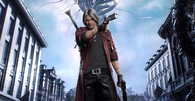 Bức tượng của Dante trong Devil May Cry có giá lên tới 97 triệu VNĐ - Ảnh 1.