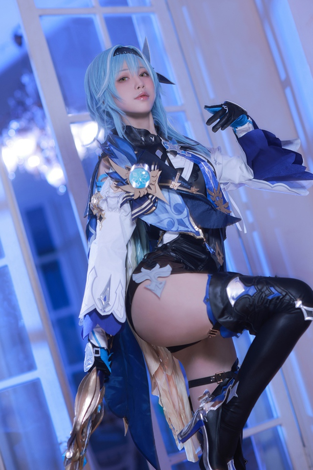 "Ngắm ""best waifu"" của Genshin Impact sexy Photo-1-1630652985824449265231"