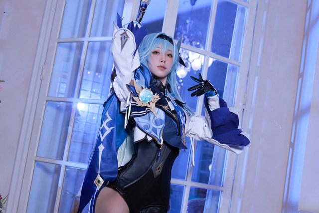 "Ngắm ""best waifu"" của Genshin Impact sexy Photo-1-1630652998224232930446"