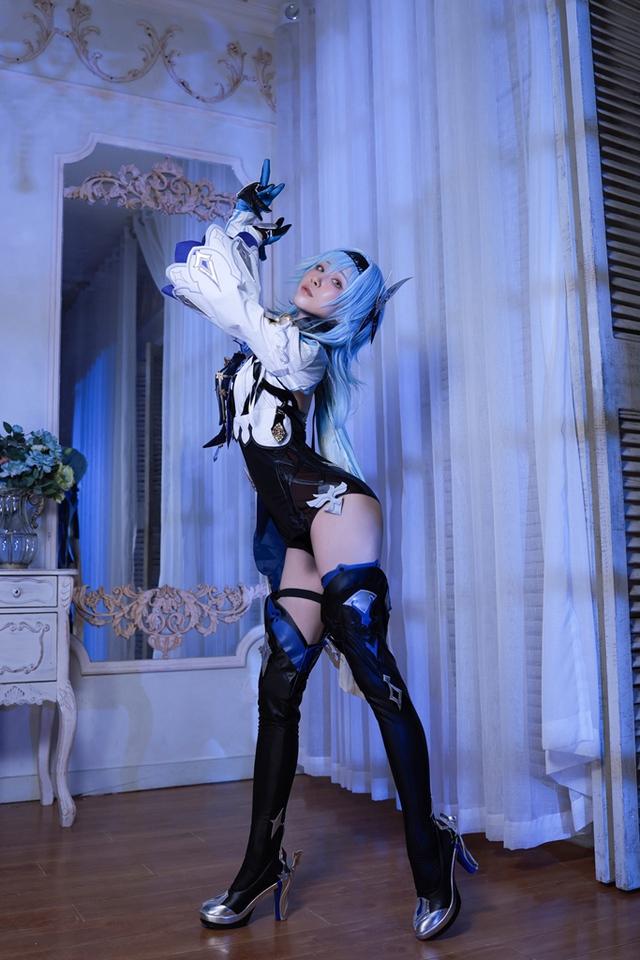 "Ngắm ""best waifu"" của Genshin Impact sexy Photo-1-1630653023059969265738"
