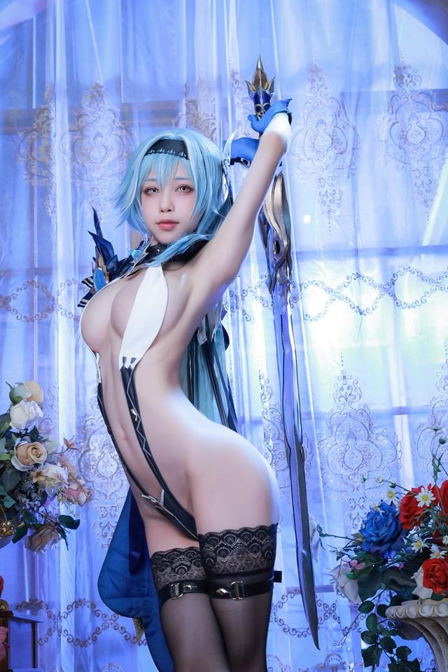 "Ngắm ""best waifu"" của Genshin Impact sexy Photo-1-16306530977111691106536"