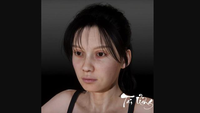 Revealing the main female character in Disaster, 100% pure Vietnamese horror game - Photo 1.