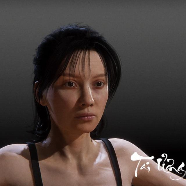 Revealing the main female character in Disaster, 100% pure Vietnamese horror game - Photo 2.