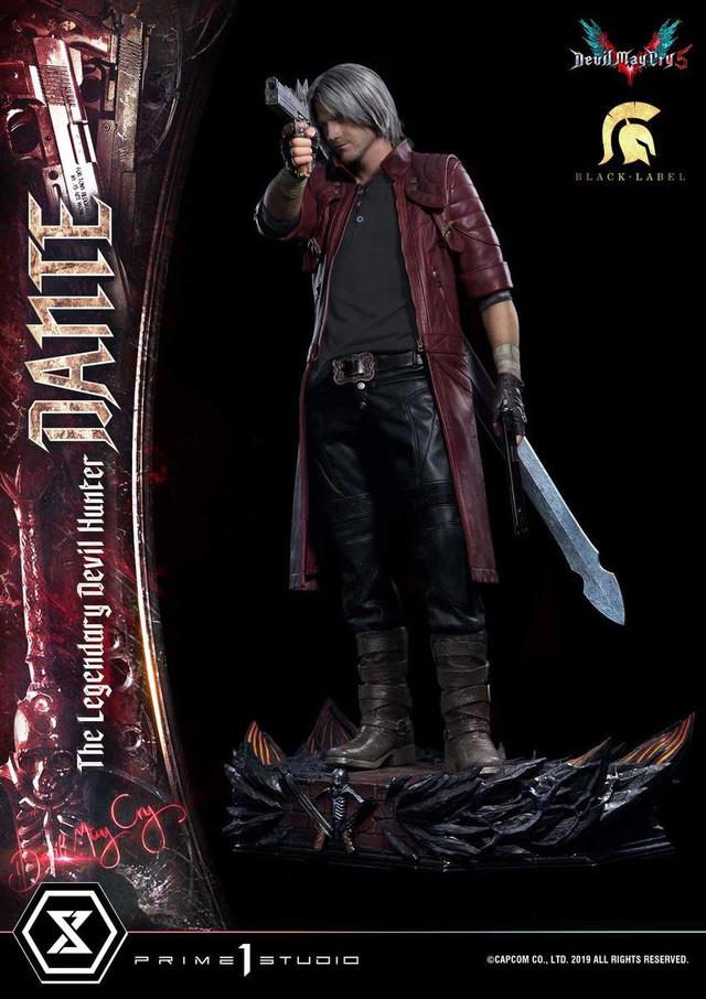 Bức tượng của Dante trong Devil May Cry có giá lên tới 97 triệu VNĐ - Ảnh 3.