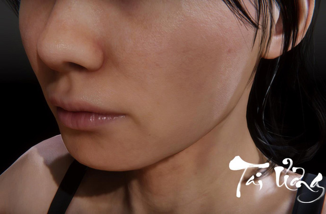 Revealing the main female character in Disaster, a 100% pure Vietnamese horror game - Photo 5.