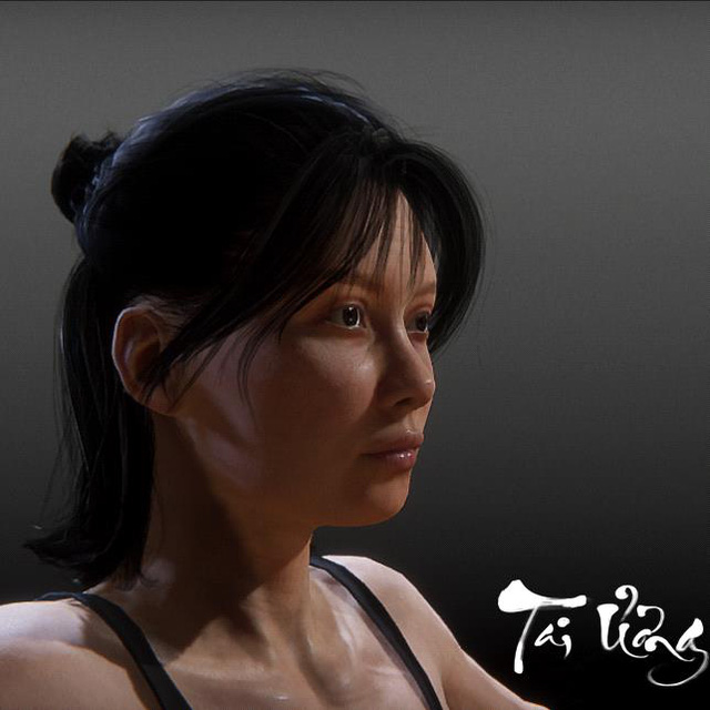 Revealing the main female character in Disaster, a 100% pure Vietnamese horror game - Photo 6.