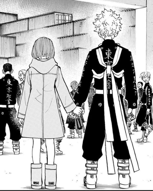 Nhân vật chính được nhiều cô gái theo đuổi, liệu manga Tokyo Revengers có trở thành một manga harem? - Ảnh 2.