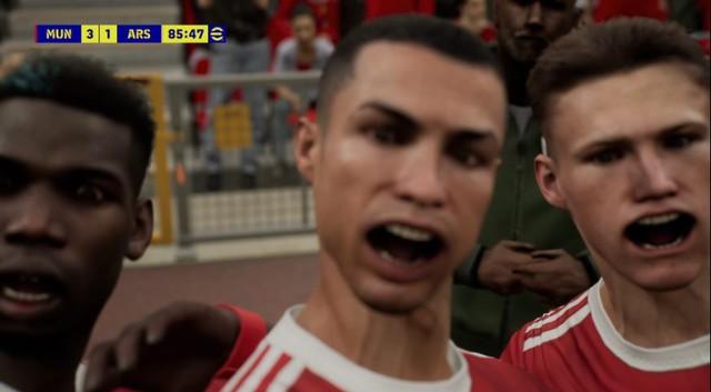 Tổng hợp loạt ảnh khiếp hồn trong eFootball 2022 - Ảnh 3.