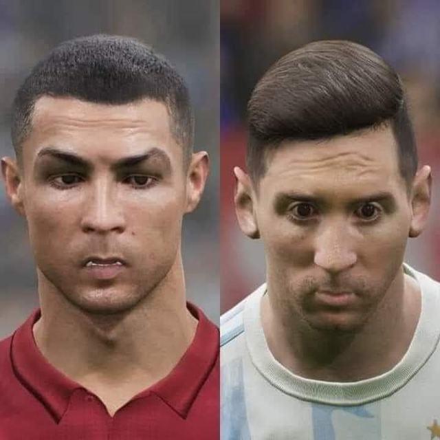 Tổng hợp loạt ảnh khiếp hồn trong eFootball 2022 - Ảnh 5.