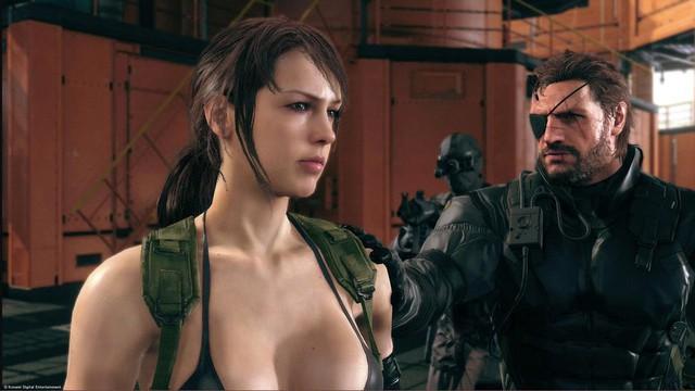 Siêu khuyến mại, bom tấn Metal Gear Solid V giá rẻ giật mình - Ảnh 1.