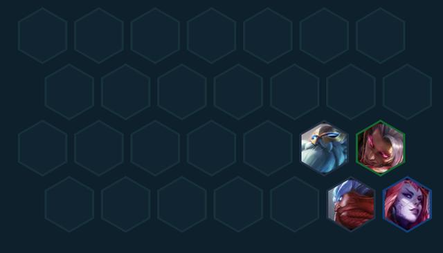 Đấu Trường Chân Lý: Đổi gió với đội hình Đấu Sĩ - Tái Tạo siêu dị từ kỳ thủ top 2 Thách Đấu - Ảnh 3.
