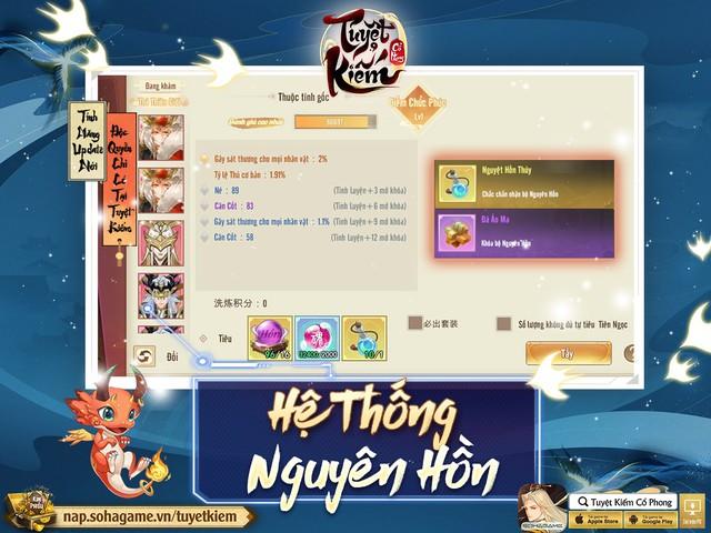 Refresh tới bến với bản cập nhật tháng 9 từ Tuyệt Kiếm Cổ Phong, tặng 1000 Giftcode + 3 triệu Bạc - Ảnh 11.