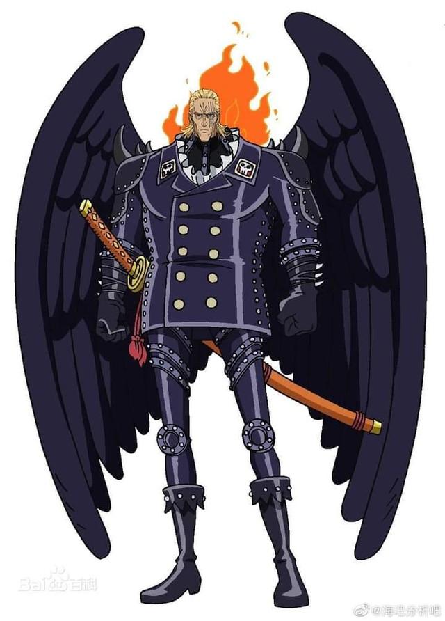 Fan One Piece mạnh dạn dự đoán King có mái tóc vàng và dung mạo của gã Thảm họa sau lớp mặt nạ - Ảnh 6.