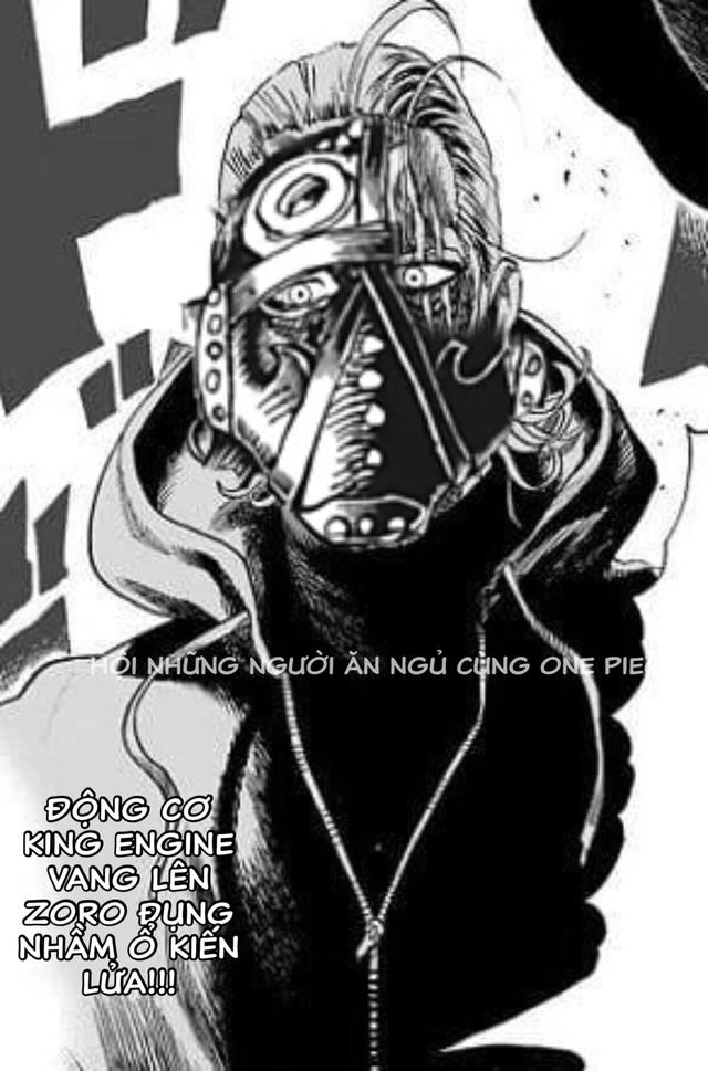 Fan One Piece mạnh dạn dự đoán King có mái tóc vàng và dung mạo của gã Thảm họa sau lớp mặt nạ - Ảnh 11.