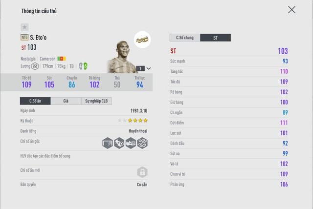 Những điều mới mẻ trong bản cập nhật ngày 30/09 của FIFA Online 4 - Ảnh 5.