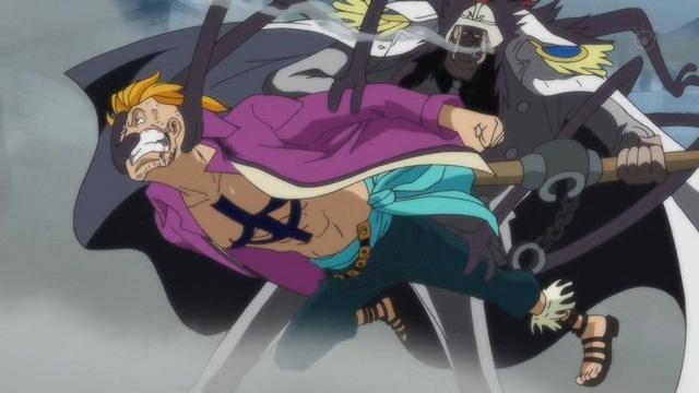 One Piece: Những bằng chứng cho thấy Phượng Hoàng Marco sở hữu Haki quan sát nâng cao có thể nhìn thấu tương lai - Ảnh 4.