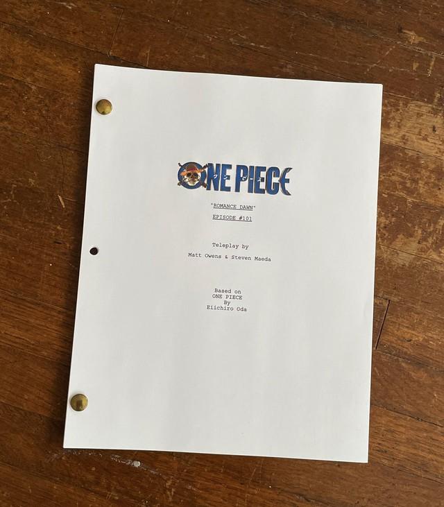 Tác giả Oda lại tuyên bố truyện chuẩn bị kết thúc, các fan One Piece lo ngại khi phần live-action nhá hàng logo - Ảnh 4.